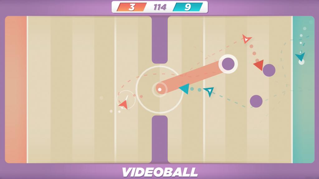 Video ball