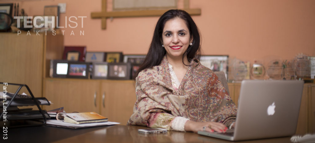 Roshaneh Zafar – Founder and Managing Director of Kashf Foundation