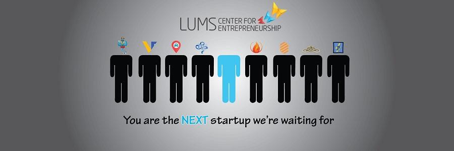 LUMS Center for entrepreneurs